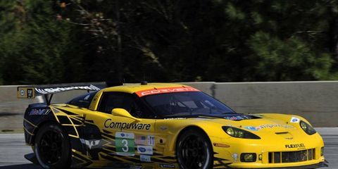 Jan Magnussen will be competing at the 24 Hours of Le Mans later on this month.