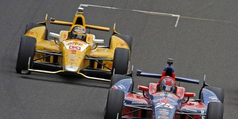 Who will win the IndyCar race this weekend in Milwaukee? A safe bet is one of the drivers from Andretti Autosport.