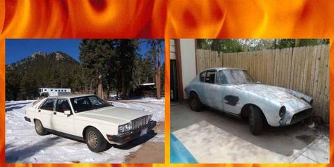 Domesticated imports, this 1985 Maserati Quattroporte and 1966 FIAT 1500 coupe <i>could</i> cut maintenance costs with American-made powertrains...just not construction costs.