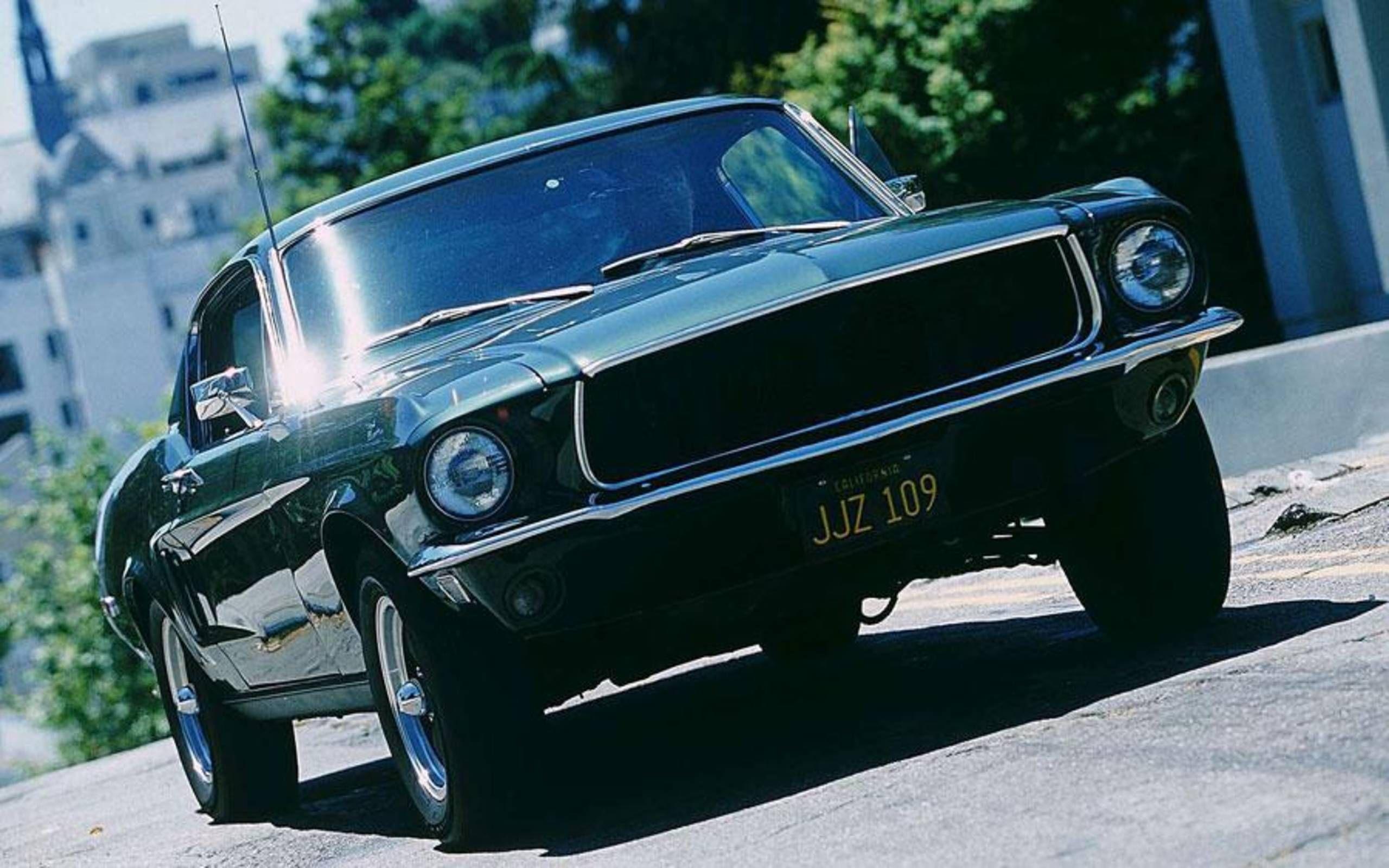 Mustang Movie Site Logs Ponycars In Film