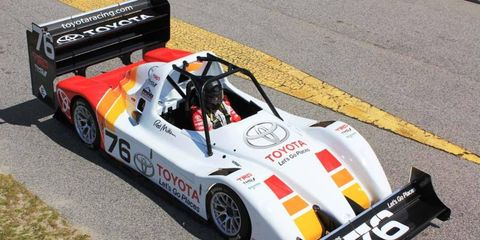 Rod Millen will be piloting Toyota's EV P002 at Pikes Peak this weekend. He, along with a few other drivers, are leading the charge in electric car racing at the peak.