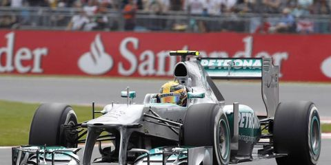 Lewis Hamilton made his hometown fans proud on Saturday, claiming the pole for the British Grand Prix.