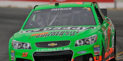 Kyle Petty says Danica Patrick has come a long way, but she's still not a racer.