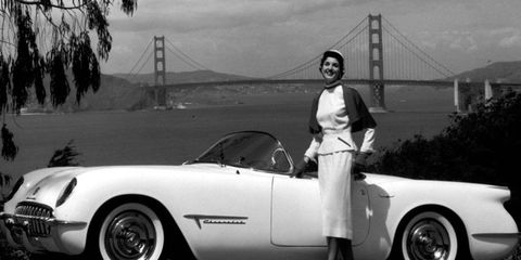 Over 1.5 million Corvettes have been produced since 1953