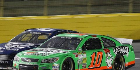 Kyle Petty shared his thoughts on Danica Patrick recently, and he doesn't seem impressed with her driving ability.