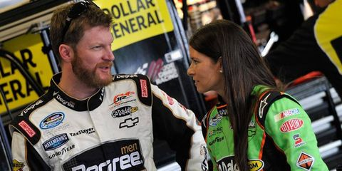 Dale Earnhardt Jr. and Danica Patrick are consistently two of the most popular drivers, but according to Bleacher Report, they are also two of the most overrated.