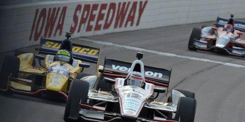 IndyCar has raced in Iowa annually since 2007.