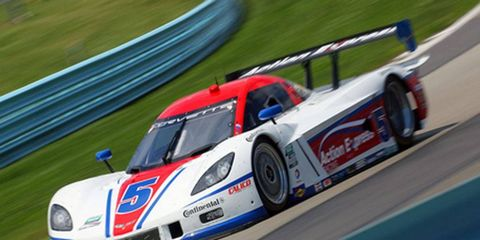 Christian Fittipaldi and João Barbosa got their second consecutive Rolex Series win at Watkins Glen on Sunday.