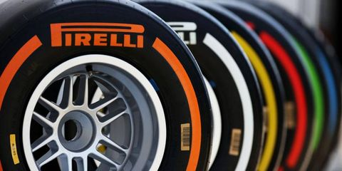 Despite a number of failures at Silverstone Sunday, Pirelli said its tires weren't to blame.