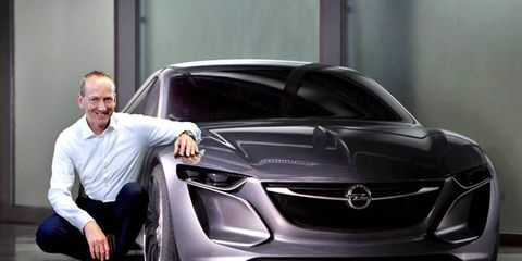 Opel Monza concept hints at future design direction for the brand