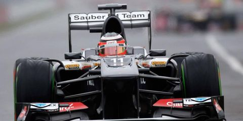 Is the Sauber Formula One race team in jeopardy of not making it through the current F1 season?