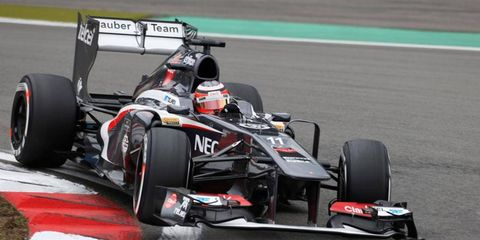 Formula One driver Nico Hulkenberg reportedly was not paid for May and June by his current employer, Sauber.