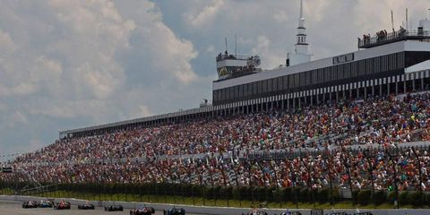 Open-wheel racing returned to Pocono for the first time since 1989 this past weekend.