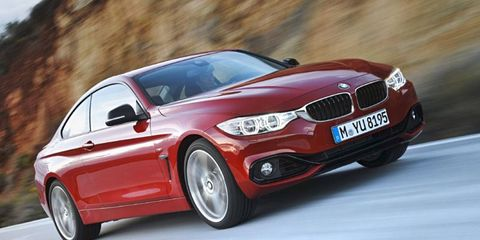 The 2014 BMW 4-series configurator is online now.