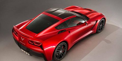 The new Corvette Stingray will hit our showrooms in the fall, with the convertible coming shortly after