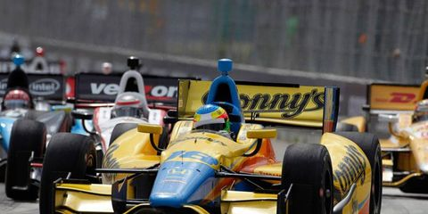 Mike Conway, who had an IndyCar win and a third-place finish at Belle Isle in June, will be looking for more doubleheader magic this weekend in Toronto.