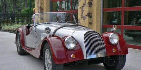 There are many cars you can buy for $45,000 or less, but none of them have that special Morgan character or that reliance on wood as a structural material.