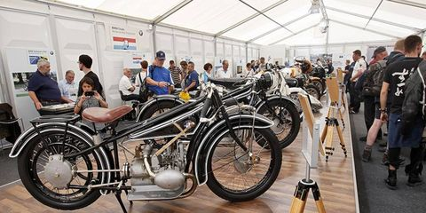 BMW Motorrad Days 2013 will open its doors this weekend in Germany