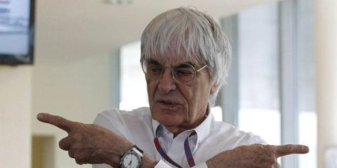 Formula One CEO Bernie Ecclestone talks about various issues in this new interview.