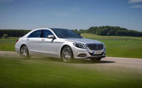 The new S-class represents more than a simple progression -- it is a genuine leap over its predecessor.