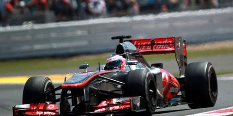 Jenson Button, the director of the Grand Prix Driver Association, has an issue with Pirelli and its tires.