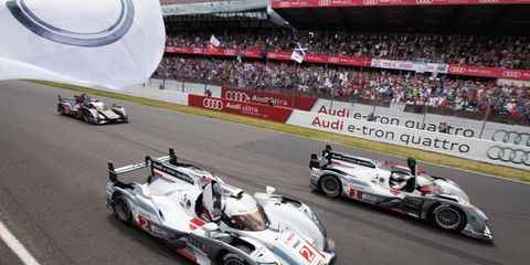 """A Russian-financed """"young driver program"""" has been started in the hopes of competing at Le Mans."""