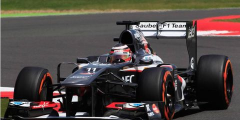 Sauber F1 team owner Peter Sauber said that it's been difficult hearing and reading media accounts of his team's money problems.