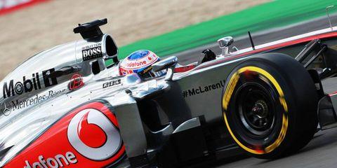 McLaren's Formula One effort will include Honda power in 2015.