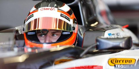 Sauber F1 driver Nico Hulkenberg is reportedly owned money from last year's employer, Force India.