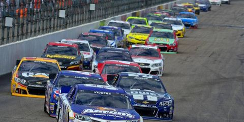 NASCAR Sprint Cup and Nationwide races will be heading to NBC in 2015 as part of a new TV agreement expected to be confirmed on Tuesday.