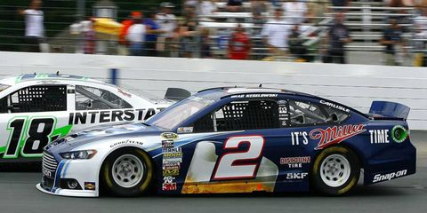 As Brad Keselowski flirts with falling out of Chase contention, Bleacher Report's Paul Carreau wonders if he is a one-hit wonder.