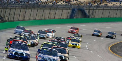The Camping World Truck Series will be heading to Eldora, Ohio, this week for a Wednesday night race on dirt.