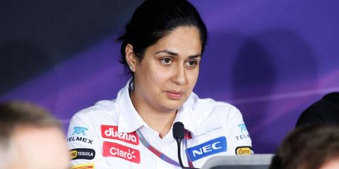 Team principal Monisha Kaltenborn could be on the way out as the Sauber F1 team could be in for a new look once the Russian partners and their money begin rolling in.