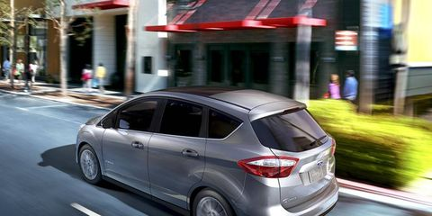 The Ford C-MAX Energi is one of the newest plug-in hybrids in Ford's lineup.