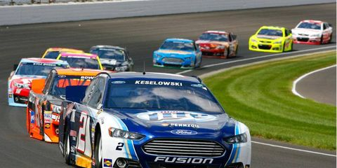 NBC Sports Group winning bid was a reported $4.4 billion over 10 years to broadcast NASCAR, according to Sports Business Journal.