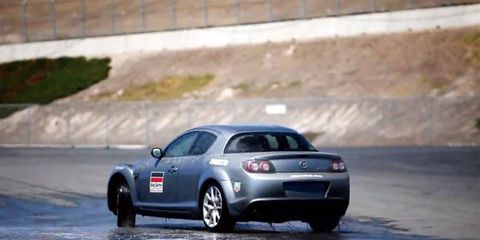 Skip Barber is among the driving schools that offer teen-oriented programs.