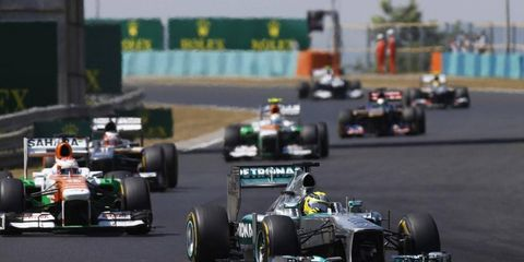 It might not be practical, but it sure is interesting. Recently, and blogger, who also claims to be an applied mathematician, when to work on analyzing Formula One prospects.