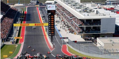 Officials of the Izod IndyCar Series are reportedly in talks to bring the series to Circuit of the Americas.