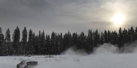 With participation prices rising, Rally Sweden's WRC future is murky.