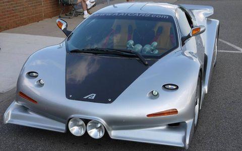 The Helldorado, by AAT Cars.