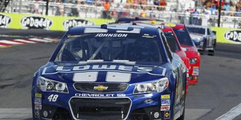 Michigan is one of just five tracks on the Sprint Cup circuit that Johnson has failed to win at.