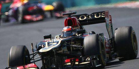 Räikkönen needs to start winning races in order to close the gap on Vettel