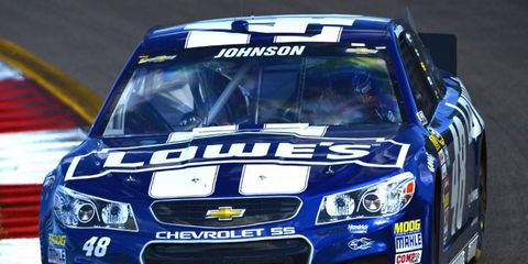 Jimmie Johnson holds a comfortable lead in the Sprint Cup standings, but several drivers are looking to gain ground at Michigan.