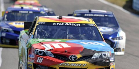 Fox Sports 1 will still carry some NASCAR events.