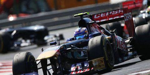 Daniel Ricciardo could secure a Red Bull seat for the 2014 season.