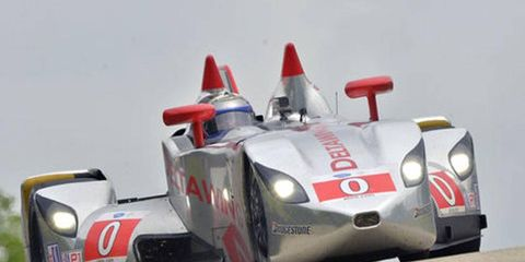 The new coupe version of the DeltaWing will be available in advance of the 2014 season.