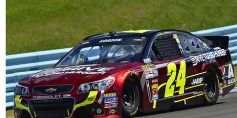 Jeff Gordon has four races left in his attempt to qualify for the Chase.