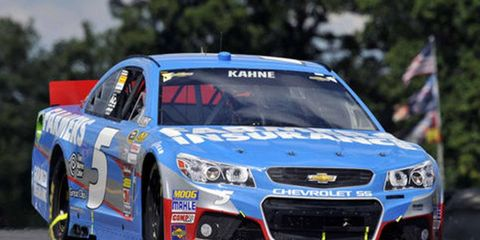 Kasey Kahne will look to recover at the Pure Michigan 400 this weekend at Michigan International Speedway.
