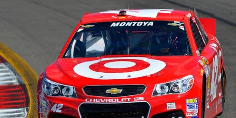 Juan Pablo Montoya has been with owner Chip Ganassi since 2006 for the NASCAR Sprint Cup Series.