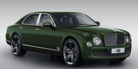Bentley will reveal the Le Mans Limited Edition Le Mans to what we imagine will be a very receptive audience at Pebble Beach.